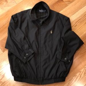 Polo 3/4 sleeve golf jacket